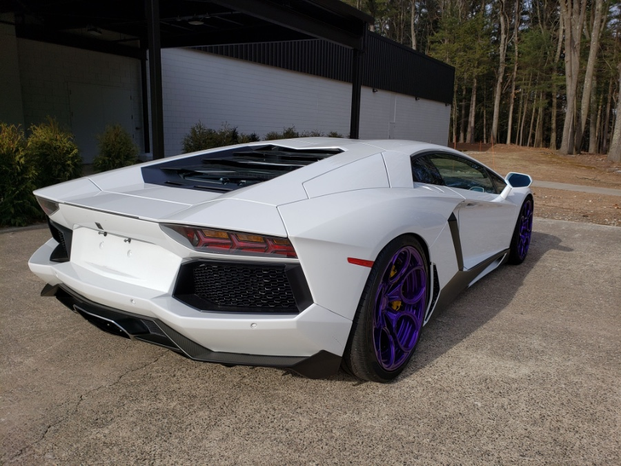 2012 Lamborghini Aventador 2dr Cpe, available for sale in Willimantic, Connecticut | 0 to 60 Motorsports. Willimantic, Connecticut