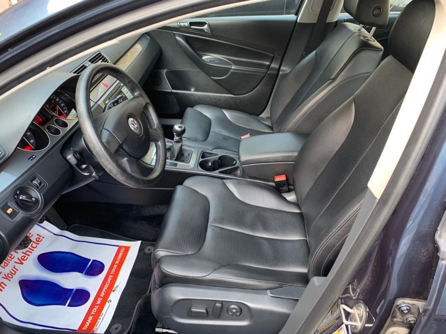 2008 Volkswagen Passat Sedan 4dr Man Turbo FWD *Ltd Avail*, available for sale in Cheshire, Connecticut | Automotive Edge. Cheshire, Connecticut