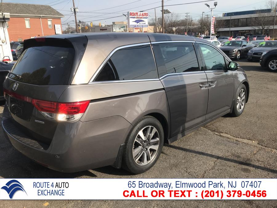 2014 Honda Odyssey 5dr Touring Elite, available for sale in Elmwood Park, New Jersey | Route 4 Auto Exchange. Elmwood Park, New Jersey