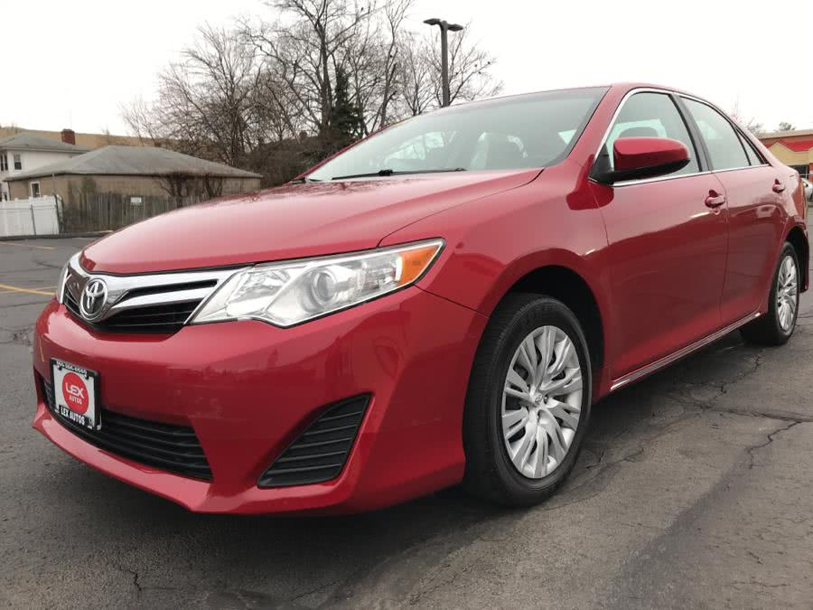 Used 2012 Toyota Camry in Hartford, Connecticut | Lex Autos LLC. Hartford, Connecticut