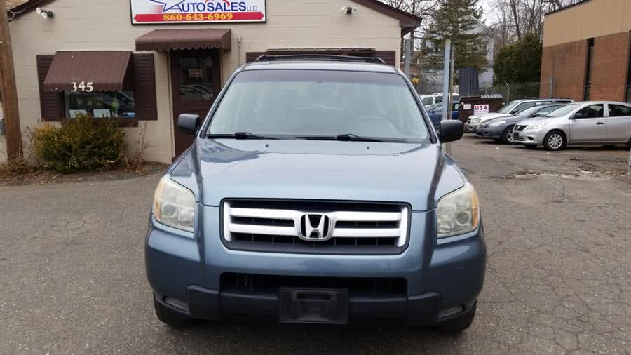 Used 2006 Honda Pilot in Manchester, Connecticut | Best Auto Sales LLC. Manchester, Connecticut