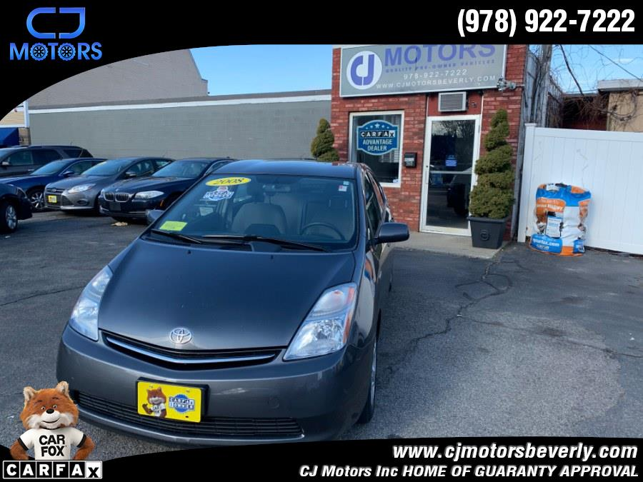 2008 Toyota Prius 5dr HB Touring (GS), available for sale in Beverly, Massachusetts | CJ Motors Inc. Beverly, Massachusetts