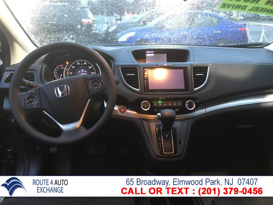 2016 Honda CR-V AWD 5dr EX, available for sale in Elmwood Park, New Jersey | Route 4 Auto Exchange. Elmwood Park, New Jersey