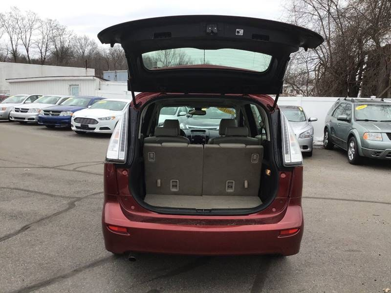 2010 Mazda Mazda5 4dr Wgn Auto Sport, available for sale in South Windsor , Connecticut | Ful-line Auto LLC. South Windsor , Connecticut