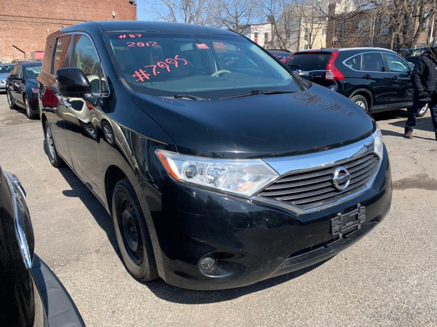 2012 Nissan Quest 4dr S, available for sale in Brooklyn, New York   Atlantic Used Car Sales. Brooklyn, New York