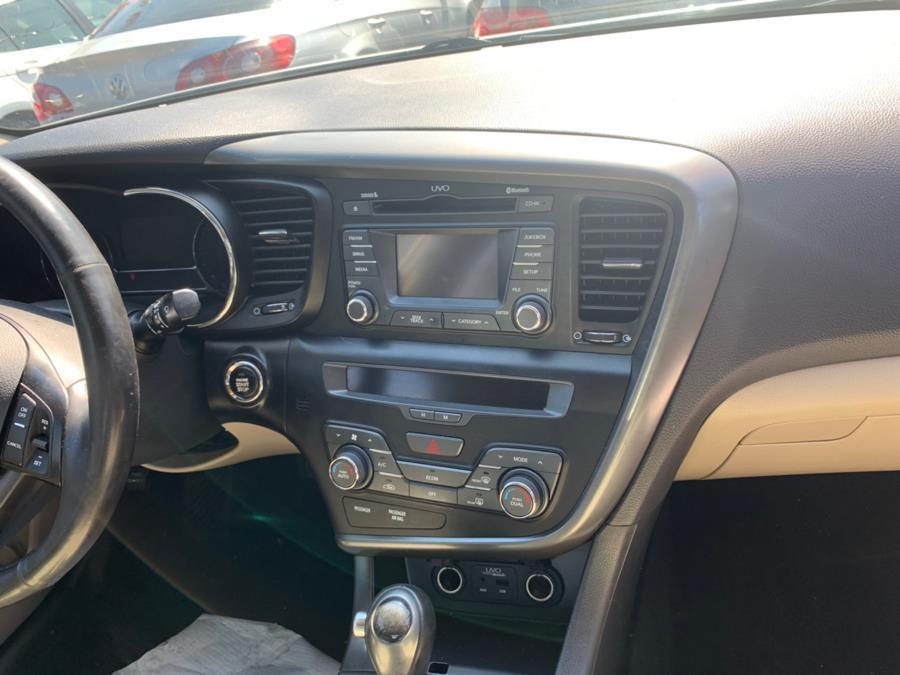 Used Kia Optima 4dr Sdn 2.4L Auto EX Hybrid 2011 | Atlantic Used Car Sales. Brooklyn, New York