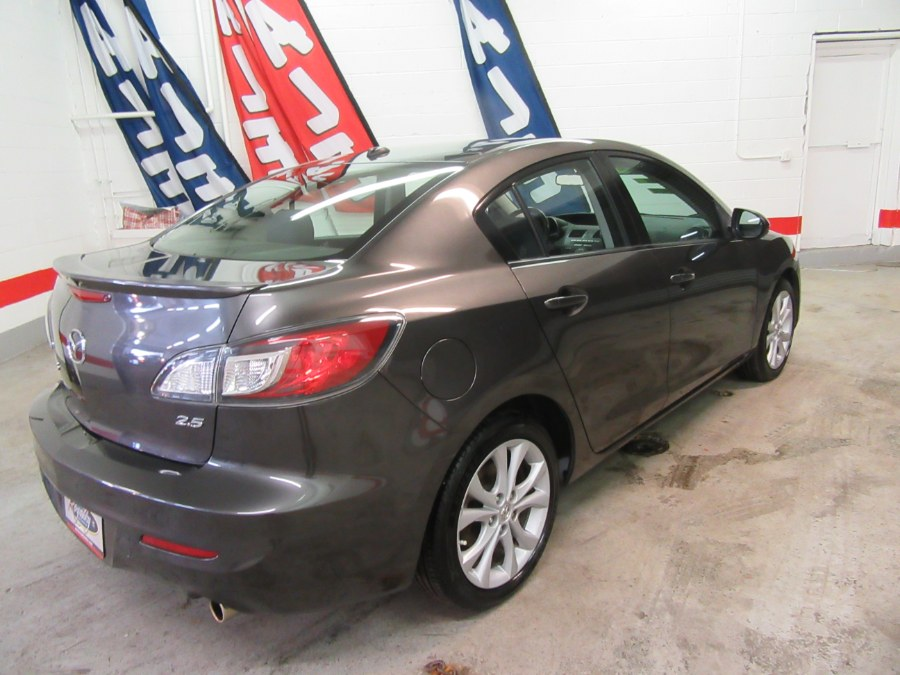 Used Mazda Mazda3 4dr Sdn Auto s Sport 2010 | Royalty Auto Sales. Little Ferry, New Jersey