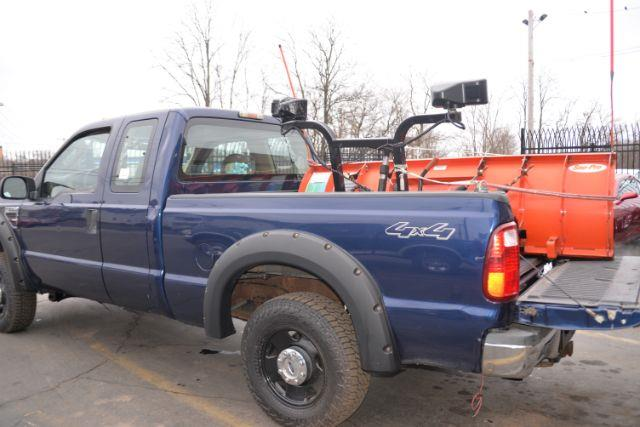 2008 Ford F-250 Sd XL SuperCab 4WD, available for sale in New Haven, Connecticut | Boulevard Motors LLC. New Haven, Connecticut