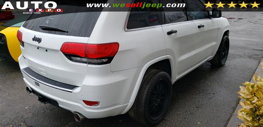 2015 Jeep Grand Cherokee 4WD 4dr Overland, available for sale in Huntington, New York | Auto Expo. Huntington, New York