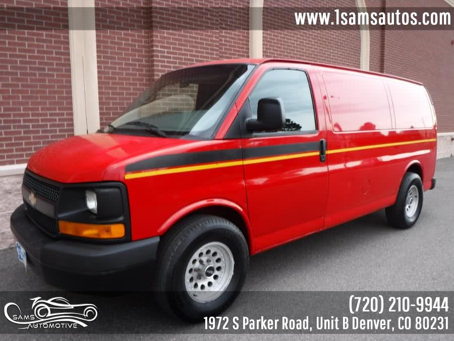 Used 2008 Chevrolet Express Cargo Van in Denver, Colorado | Sam's Automotive. Denver, Colorado