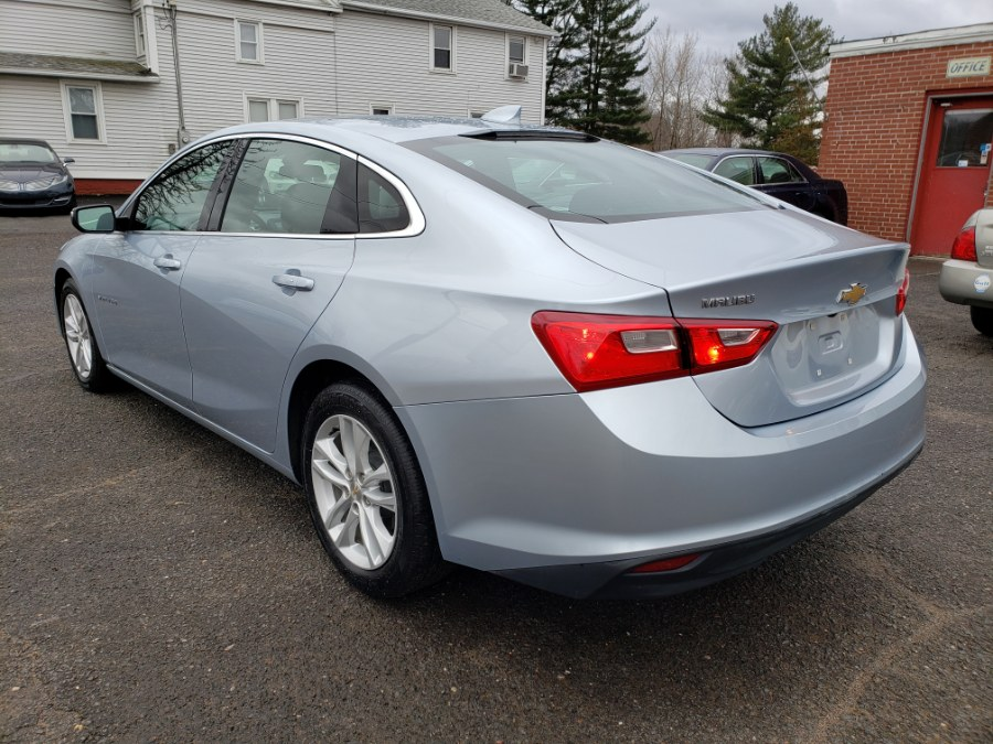 2018 Chevrolet Malibu 4dr Sdn LT w/1LT, available for sale in East Windsor, Connecticut | Toro Auto. East Windsor, Connecticut