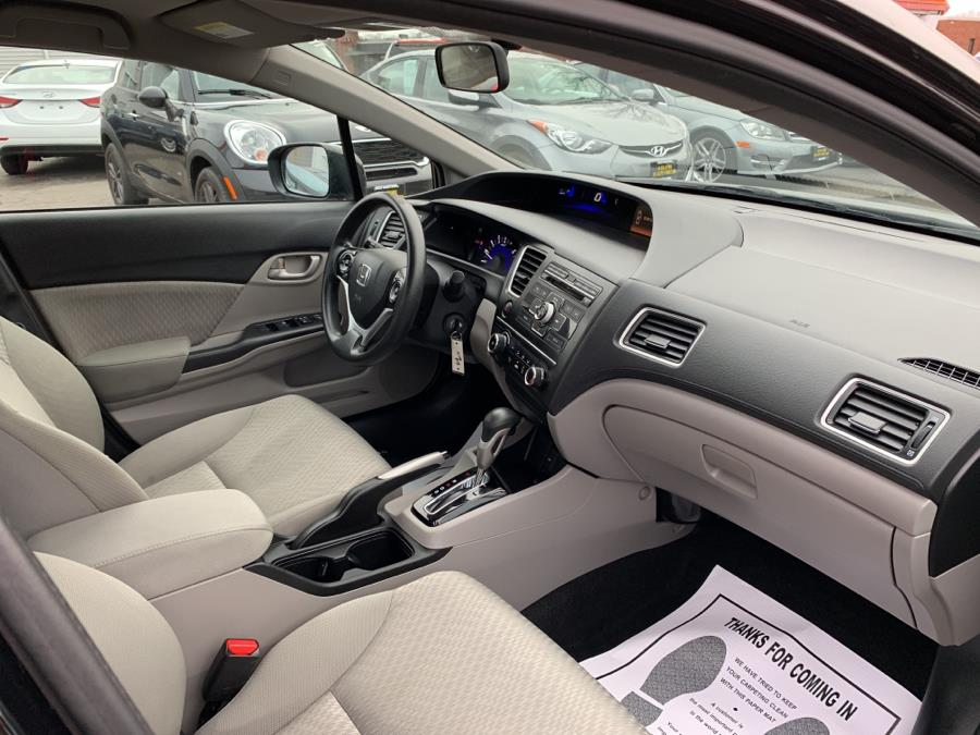 2015 Honda Civic Sedan 4dr CVT LX, available for sale in West Hartford, Connecticut | Auto Store. West Hartford, Connecticut