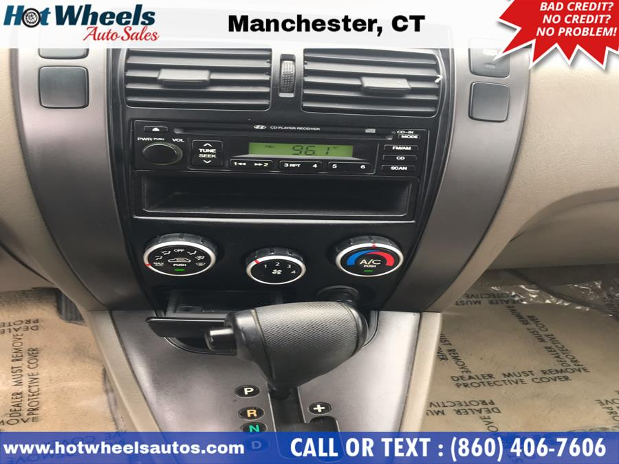 2008 Hyundai Tucson FWD 4dr I4 Auto GLS, available for sale in Manchester, Connecticut   Hot Wheels Auto Sales LLC. Manchester, Connecticut