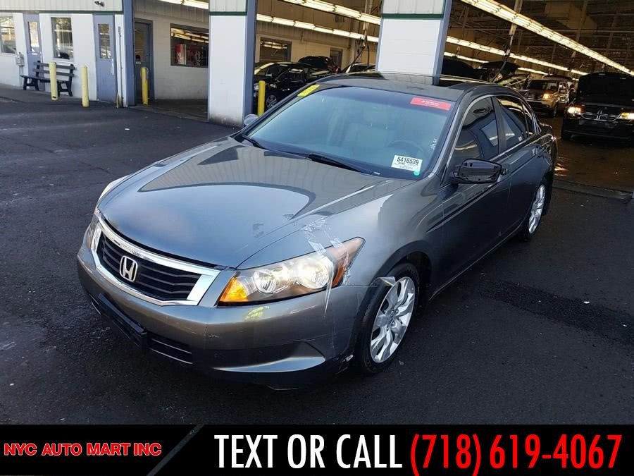 Used 2008 Honda Accord Sdn in Brooklyn, New York | NYC Automart Inc. Brooklyn, New York
