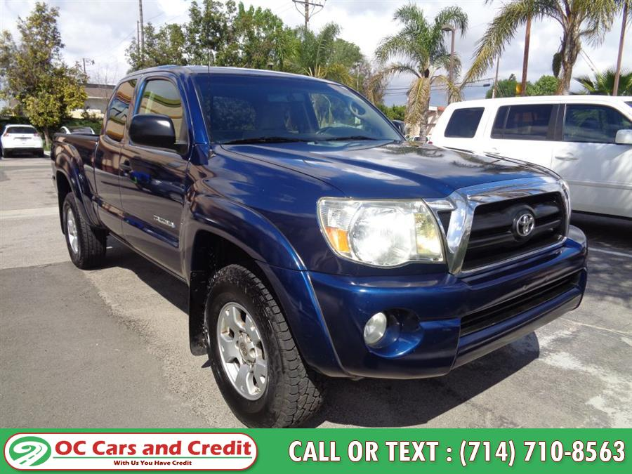 2008 Toyota Tacoma PRERUNNER ACCESS CAB, available for sale in Garden Grove, California | OC Cars and Credit. Garden Grove, California