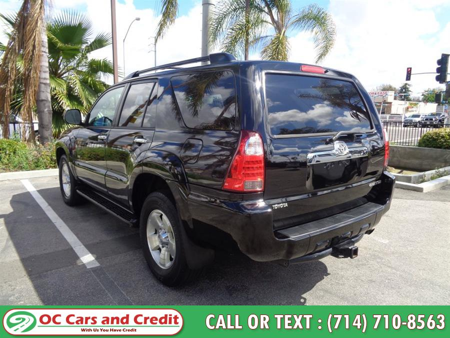2007 Toyota 4runner SR5, available for sale in Garden Grove, California | OC Cars and Credit. Garden Grove, California