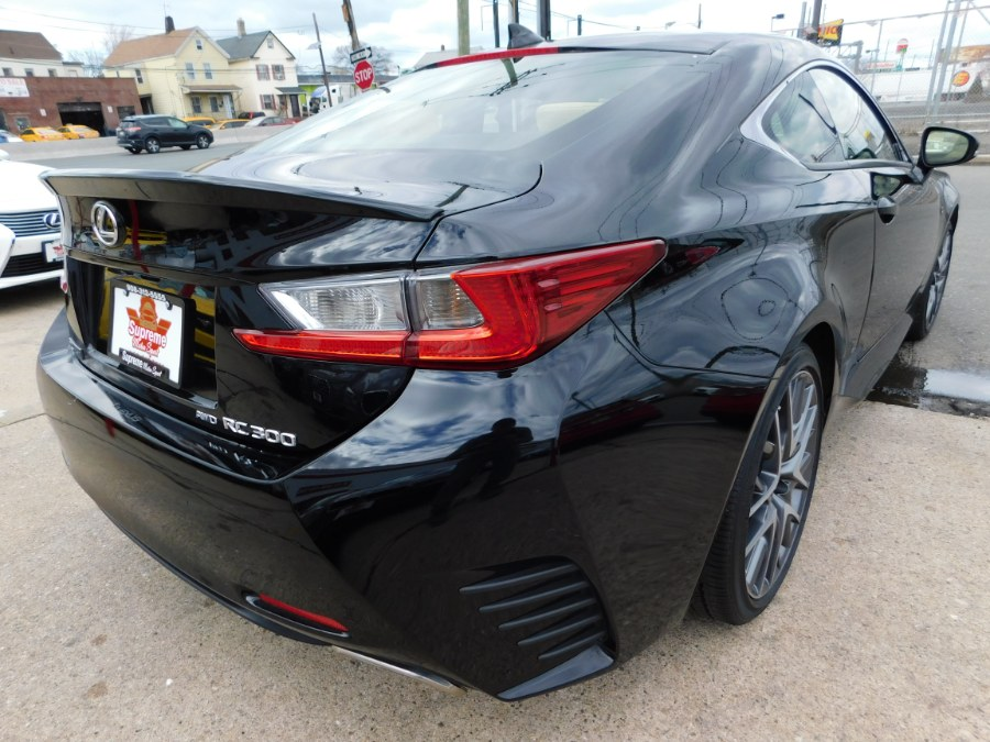 2016 Lexus RC 300 2dr Cpe, available for sale in Elizabeth, New Jersey   Supreme Motor Sport. Elizabeth, New Jersey