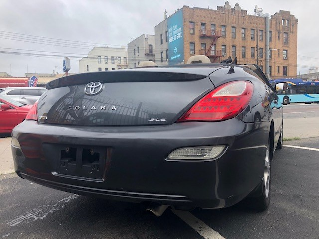 2007 Toyota Camry Solara 2dr Conv V6 Auto SLE, available for sale in Brooklyn, New York | Wide World Inc. Brooklyn, New York