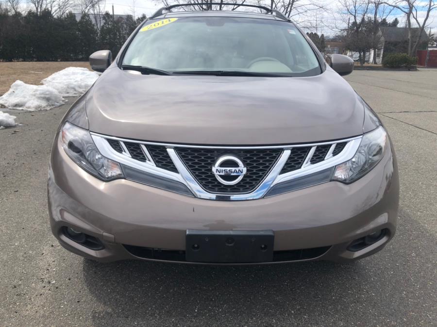 2014 Nissan Murano AWD 4dr SL, available for sale in Agawam, Massachusetts   Malkoon Motors. Agawam, Massachusetts