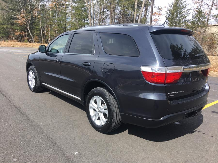 2012 Dodge Durango AWD 4dr Crew, available for sale in Plainville, Connecticut | Farmington Auto Park LLC. Plainville, Connecticut