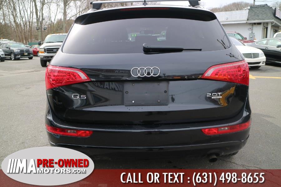 2012 Audi Q5 quattro 4dr 2.0T Premium Plus, available for sale in Huntington, New York | M & A Motors. Huntington, New York