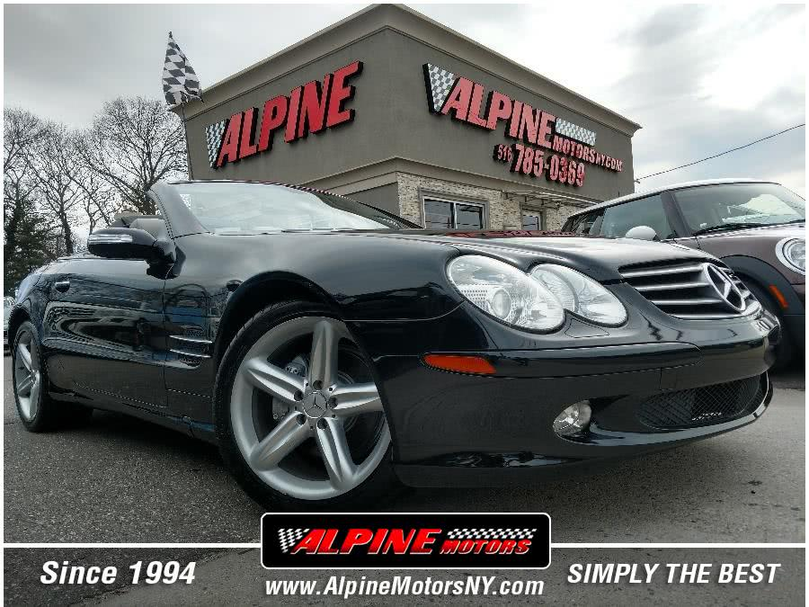 2005 Mercedes-Benz SL-Class 2dr Roadster 5.0L, available for sale in Wantagh, New York | Alpine Motors Inc. Wantagh, New York