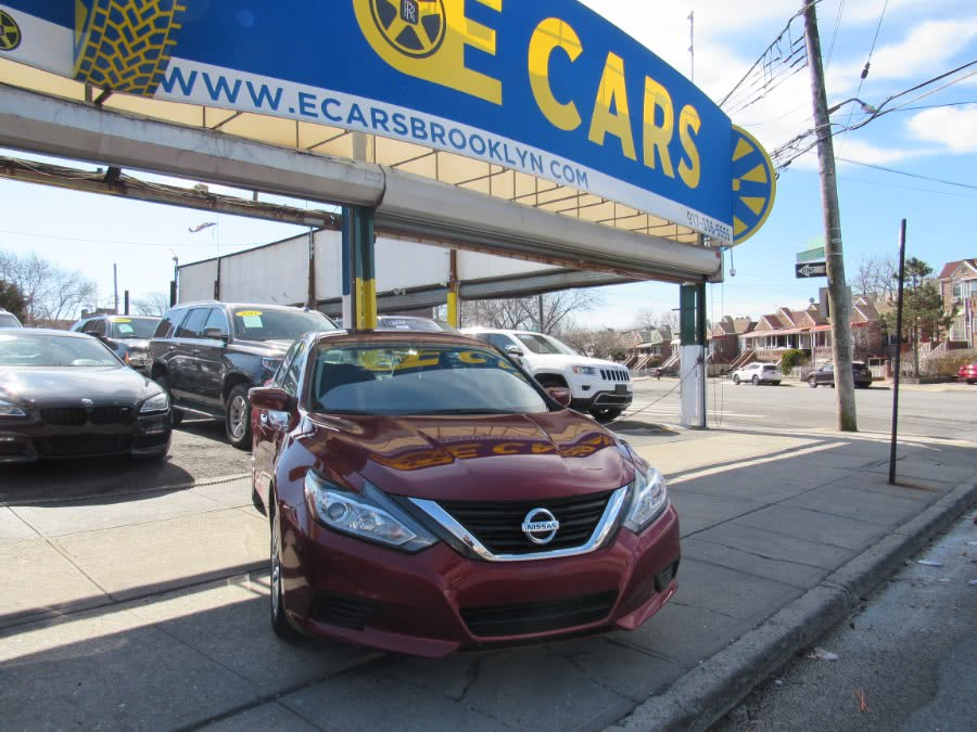 2018 Nissan Altima 2.5 SV Sedan, available for sale in South Richmond Hill, New York | ID Auto Mall . South Richmond Hill, New York
