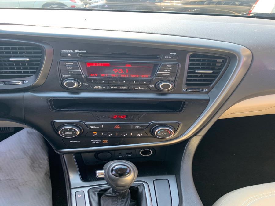 2011 Kia Optima 4dr Sdn 2.4L Auto LX, available for sale in Brooklyn, New York | Atlantic Used Car Sales. Brooklyn, New York
