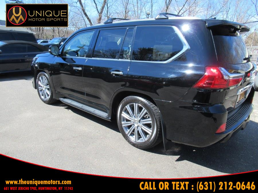 Used Lexus LX LX  570 4WD 2017 | Unique Motor Sports. Huntington, New York