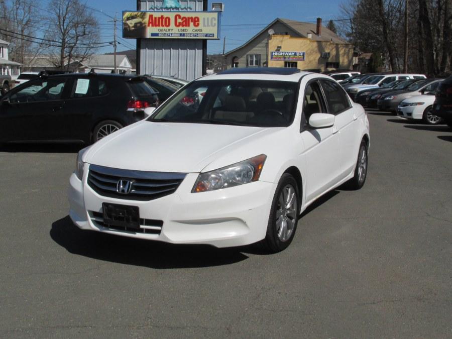 2011 Honda Accord Sdn 4dr I4 Auto EX, available for sale in Vernon , Connecticut   Auto Care Motors. Vernon , Connecticut