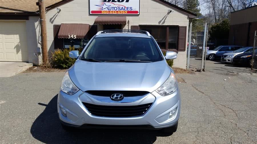 Used 2011 Hyundai Tucson in Manchester, Connecticut | Best Auto Sales LLC. Manchester, Connecticut