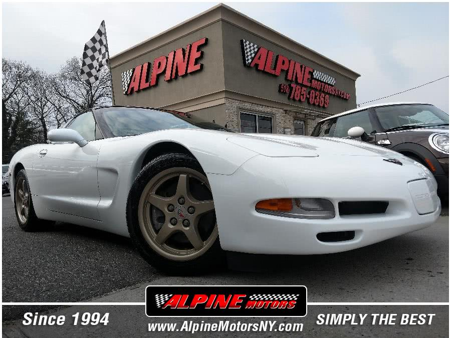 Used Chevrolet Corvette 2dr Cpe 2000 | Alpine Motors Inc. Wantagh, New York
