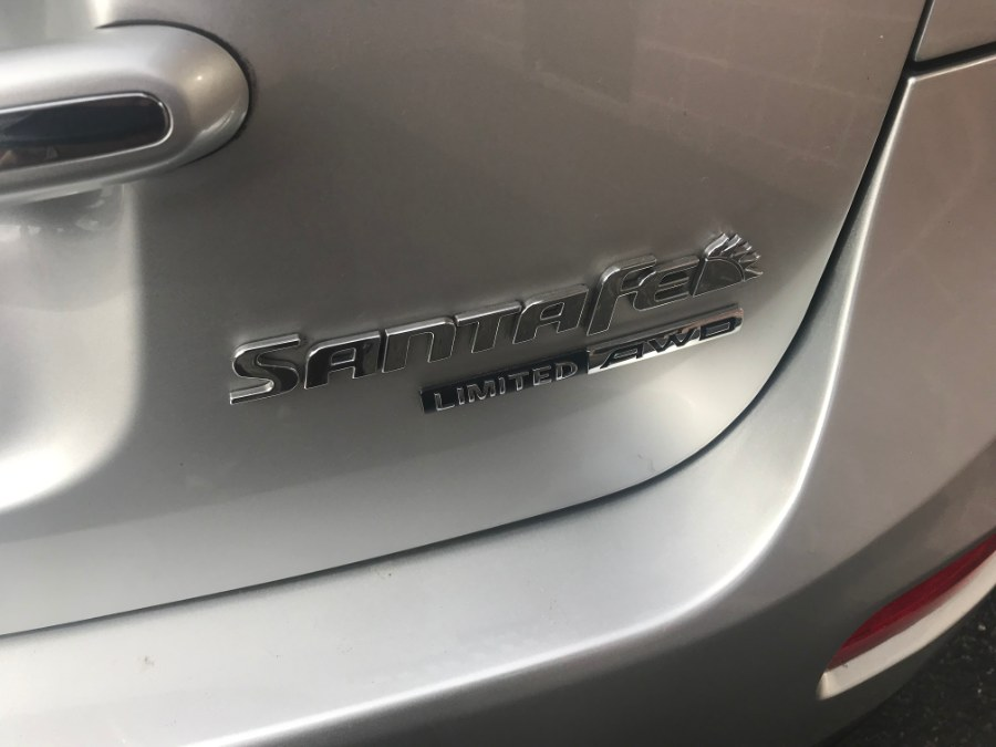 2011 Hyundai Santa Fe AWD 4dr V6 Auto Limited, available for sale in Bridgeport, Connecticut | Airway Motors. Bridgeport, Connecticut