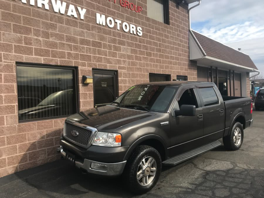 Used Ford F-150 SuperCrew 139