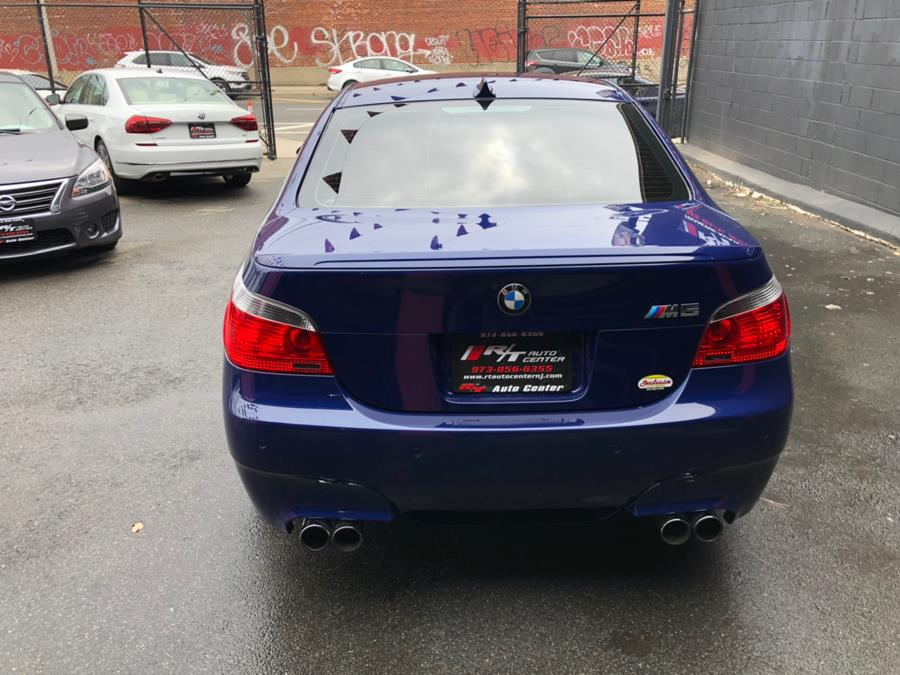 2007 BMW 5 Series 4dr Sdn M5, available for sale in Newark, New Jersey | RT Auto Center LLC. Newark, New Jersey