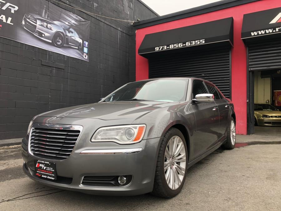 2012 Chrysler 300 4dr Sdn V8 300C RWD, available for sale in Newark, New Jersey | RT Auto Center LLC. Newark, New Jersey