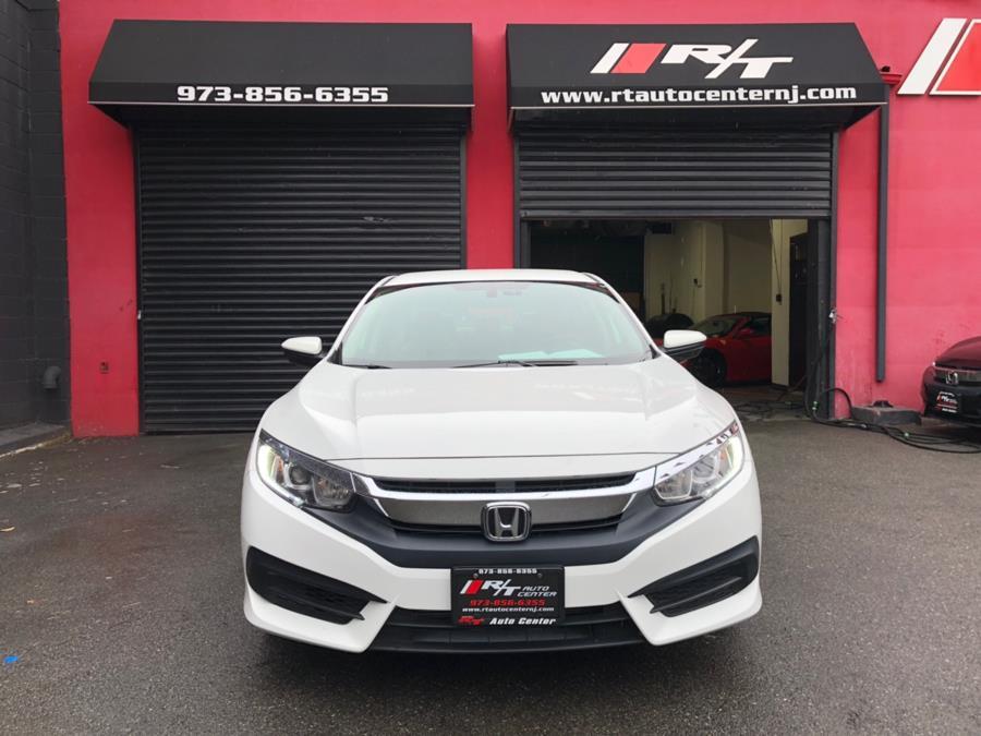 2016 Honda Civic Sedan 4dr CVT LX, available for sale in Newark, New Jersey   RT Auto Center LLC. Newark, New Jersey