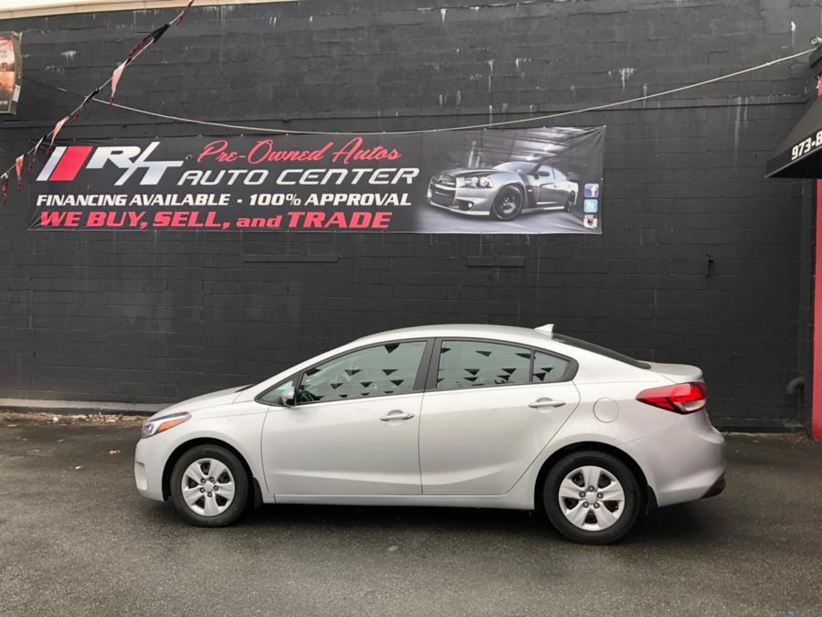 2017 Kia Forte LX Auto, available for sale in Newark, New Jersey   RT Auto Center LLC. Newark, New Jersey