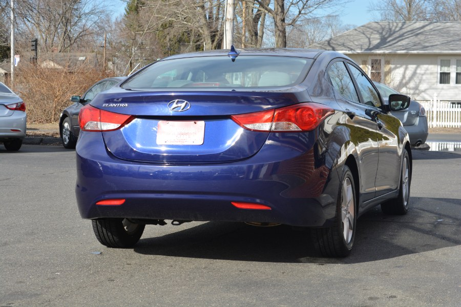 2011 Hyundai Elantra 4dr Sdn Auto GLS PZEV (Alabama Plant) *Ltd Avail*, available for sale in ENFIELD, Connecticut | Longmeadow Motor Cars. ENFIELD, Connecticut