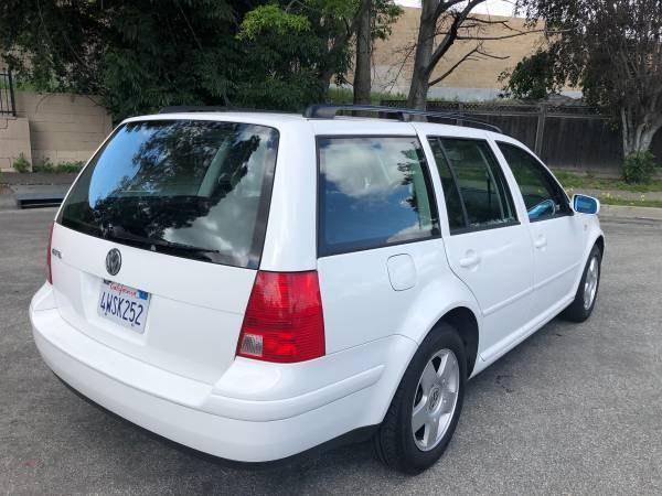 Used Volkswagen Jetta Wagon 4dr Wgn GLS Manual 2002 | Carmir. Orange, California