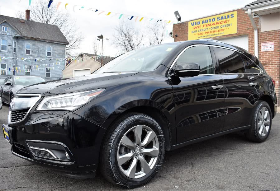 Used Acura MDX SH-AWD 4dr w/Advance/Entertainment 2016 | VEB Auto Sales. Hartford, Connecticut