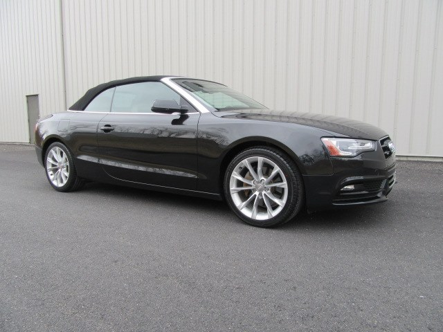 2013 Audi A5 2dr Cabriolet Auto quattro 2.0T Premium Plus, available for sale in Danbury, Connecticut | Performance Imports. Danbury, Connecticut
