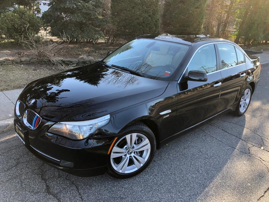 2010 BMW 5 Series 4dr Sdn 528i xDrive AWD, available for sale in Franklin Square, New York | Luxury Motor Club. Franklin Square, New York