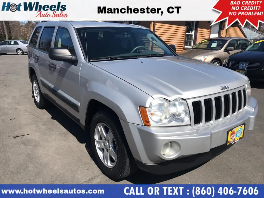 Used 2006 Jeep Grand Cherokee in Manchester, Connecticut | Hot Wheels Auto Sales LLC. Manchester, Connecticut