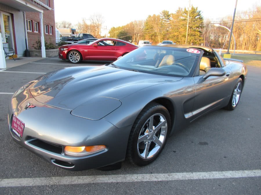 Used 2004 Chevrolet Corvette in South Windsor, Connecticut | Mike And Tony Auto Sales, Inc. South Windsor, Connecticut