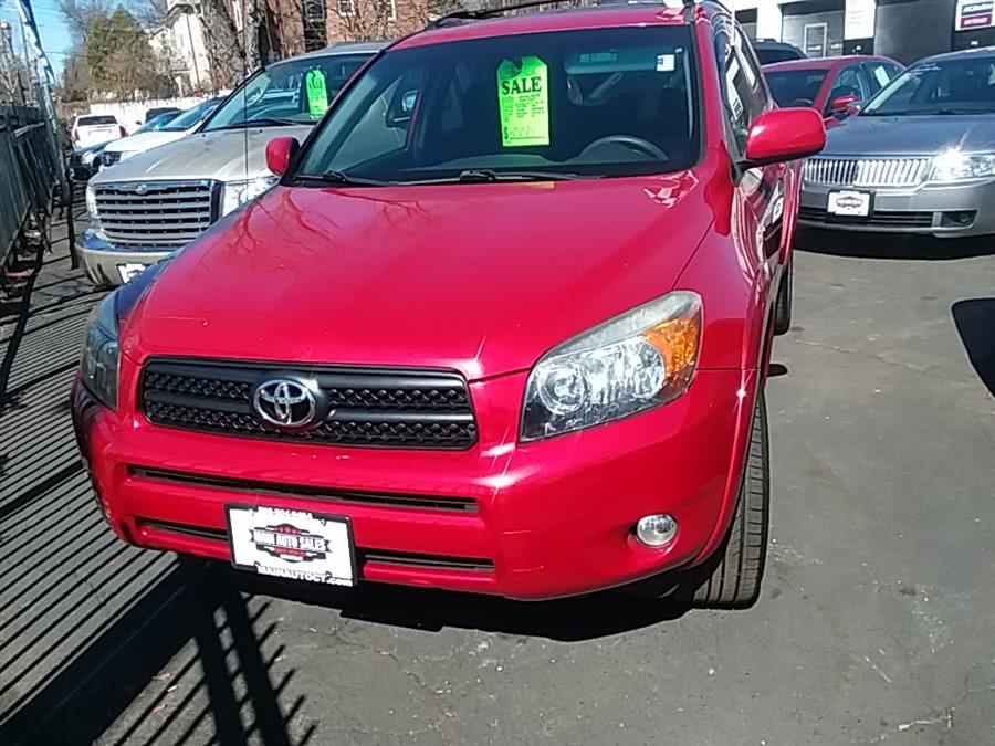 Used 2006 TOYOTA RAV4 SPORT in Hartford, Connecticut | Main Auto Sales LLC. Hartford, Connecticut