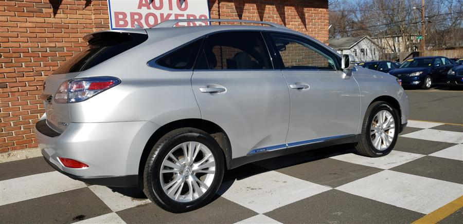 2010 Lexus RX 450h AWD 4dr Hybrid, available for sale in Waterbury, Connecticut | National Auto Brokers, Inc.. Waterbury, Connecticut