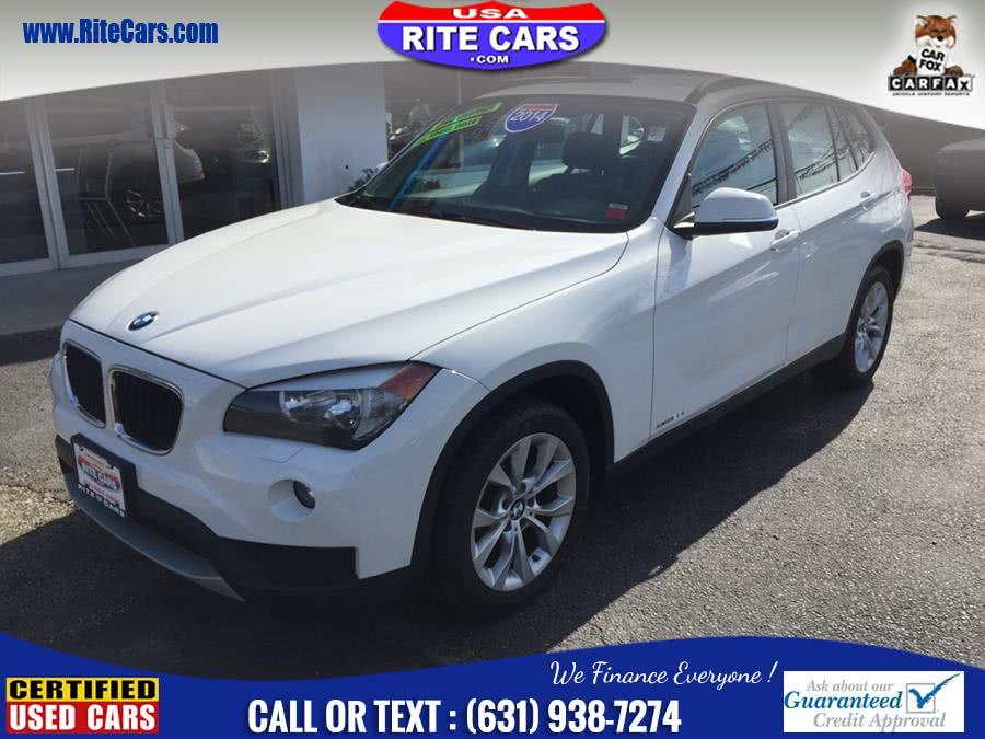 Used 2014 BMW X1 in Lindenhurst, New York | Rite Cars, Inc. Lindenhurst, New York