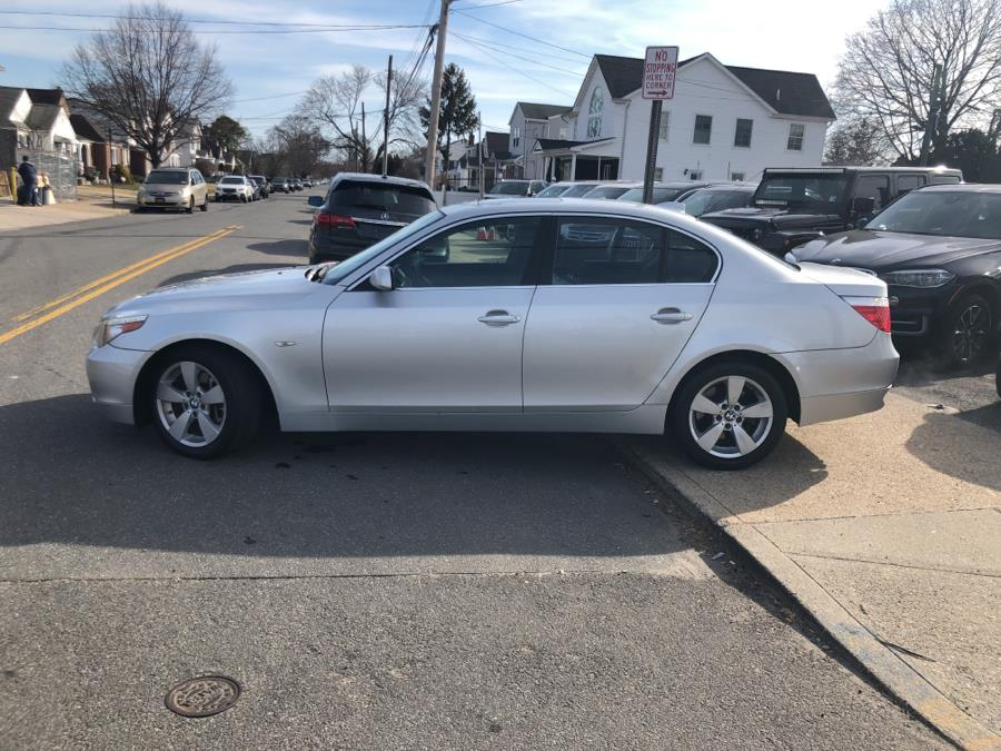 2007 BMW 5 Series 4dr Sdn 525xi AWD, available for sale in Franklin Square, New York | Signature Auto Sales. Franklin Square, New York