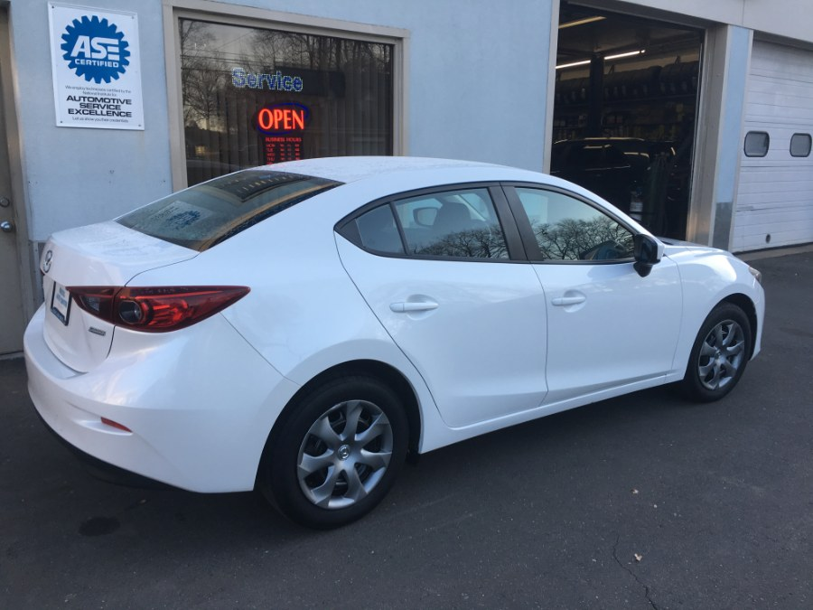 2015 Mazda Mazda3 4dr Sdn Auto i Sport, available for sale in Bristol, Connecticut | Bristol Auto Center LLC. Bristol, Connecticut